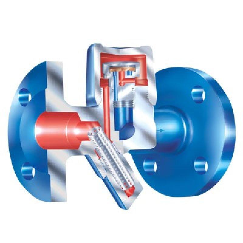 odwadniacze termodynamiczne CONA-TD